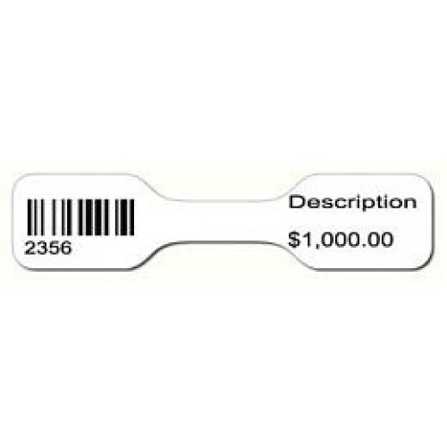 Zebra 8000D Jewelry Label