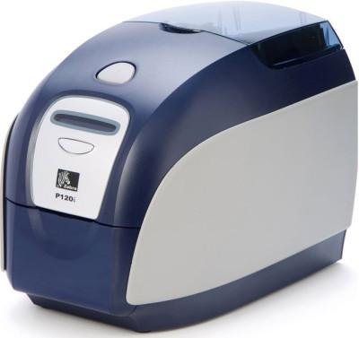 Zebra P120i Plastic ID Card Printer System