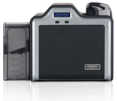 Fargo HDP5000 Card Printer