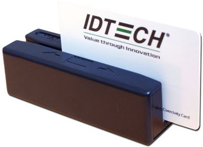 ID Tech SecureMag Card Reader