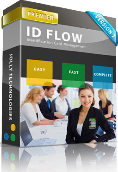Jolly ID Flow ID Card Software
