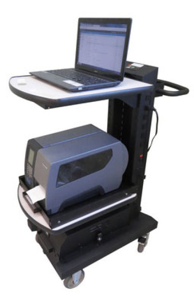 Newcastle Systems NB Series SLIM Mobile Cart