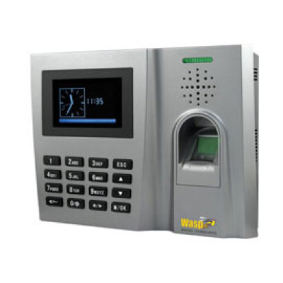 Wasp Biometric Time & Attendance Bundle Time Tracking Software