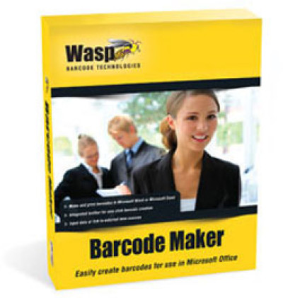 Wasp BarcodeMaker Bar code Software