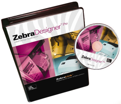 Zebra ZebraDesigner Pro Bar code Software