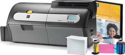 Zebra ZXP Series 7 ID Card Printer System