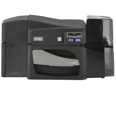55428 - Fargo DTC4500e Plastic ID Card Printer