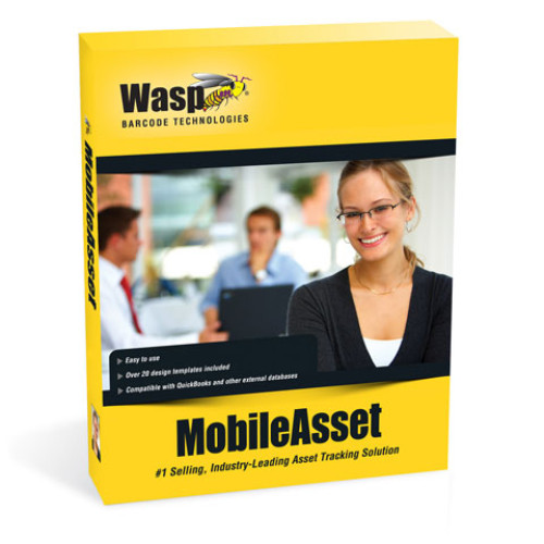 633808927493 - Wasp MobileAsset Standard Kit Asset Tracking Software